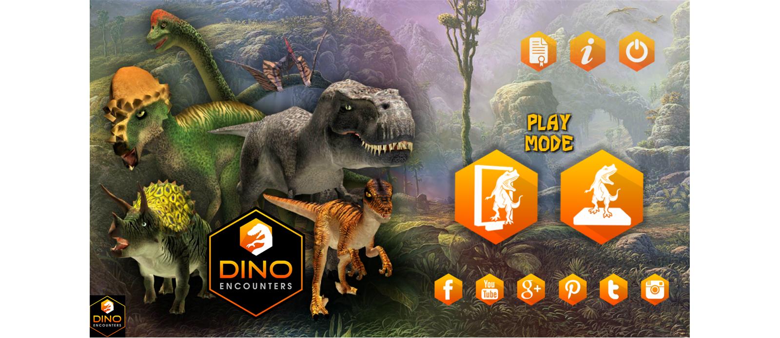 DinoEncounters App