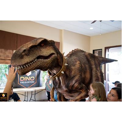 Dino Encounter Ranger Party