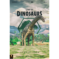 """Hololens Experience """"Land of Dinosaurs"""""""