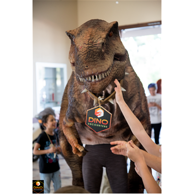 Dino Encounter Ranger Party