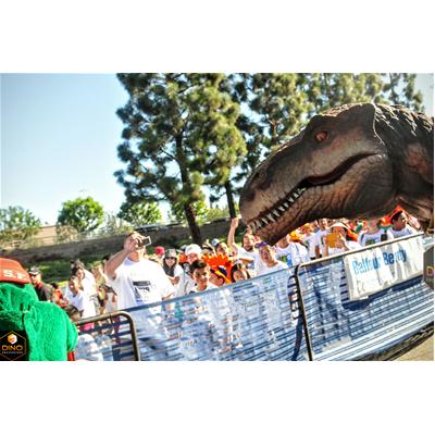 Dino Dash 2015