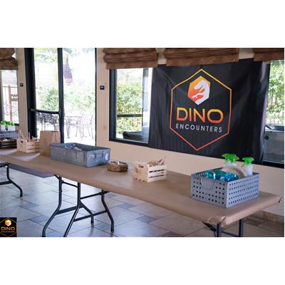 Dino Encounters Ranger Party