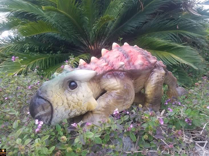 <p>Sampson the Ankylosaurus!</p>