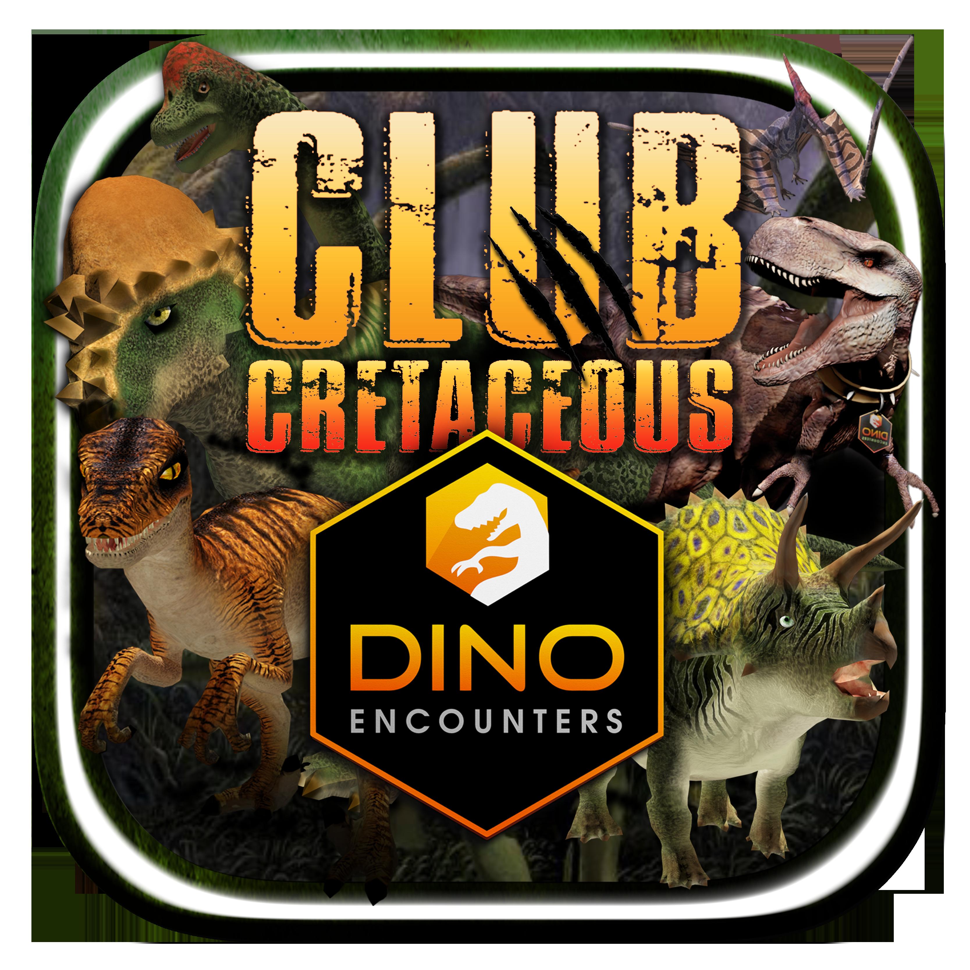 Club Cretaceous - Dino Encounters Kids