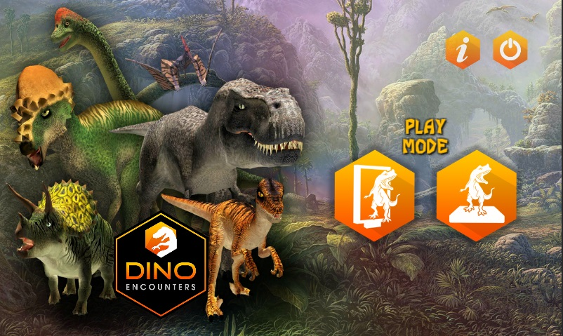 Dinosaur Zoo Screenshot