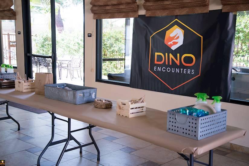 <p>Dino Encounters Ranger Party</p>